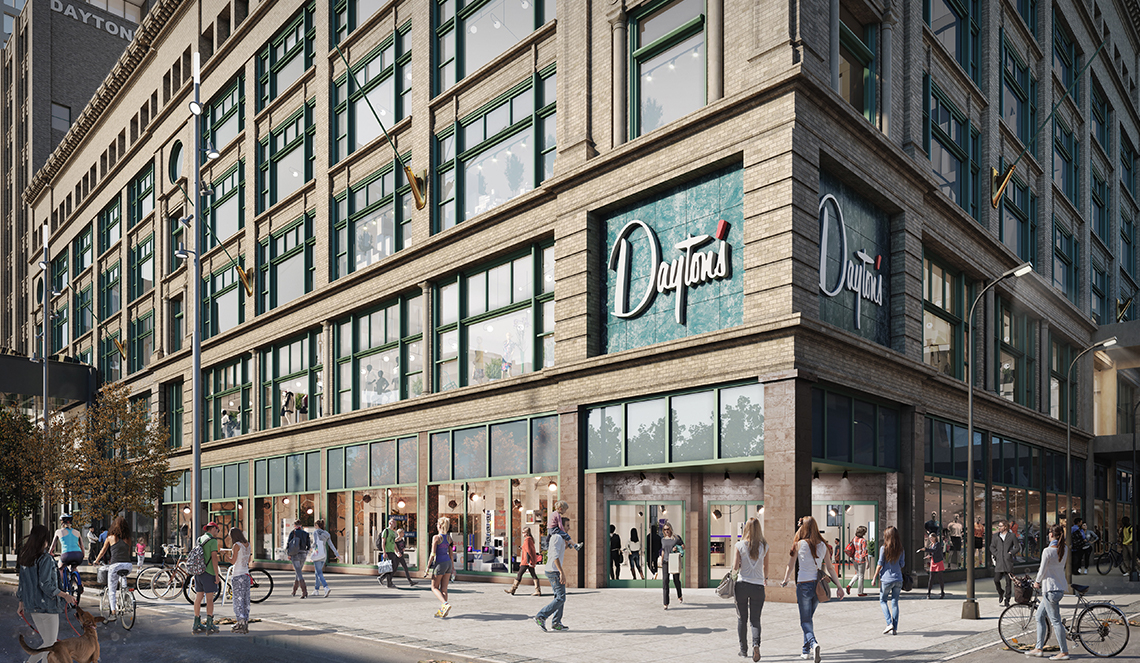 Dayton's Project converting historic JB Hudson store into Nicollet Mall restaurant
